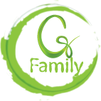 La Vie en Green Stamp - Family